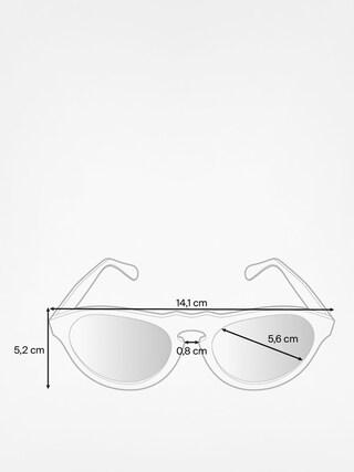 Sluneční brýle Majesty Crux (tortoise/brown)