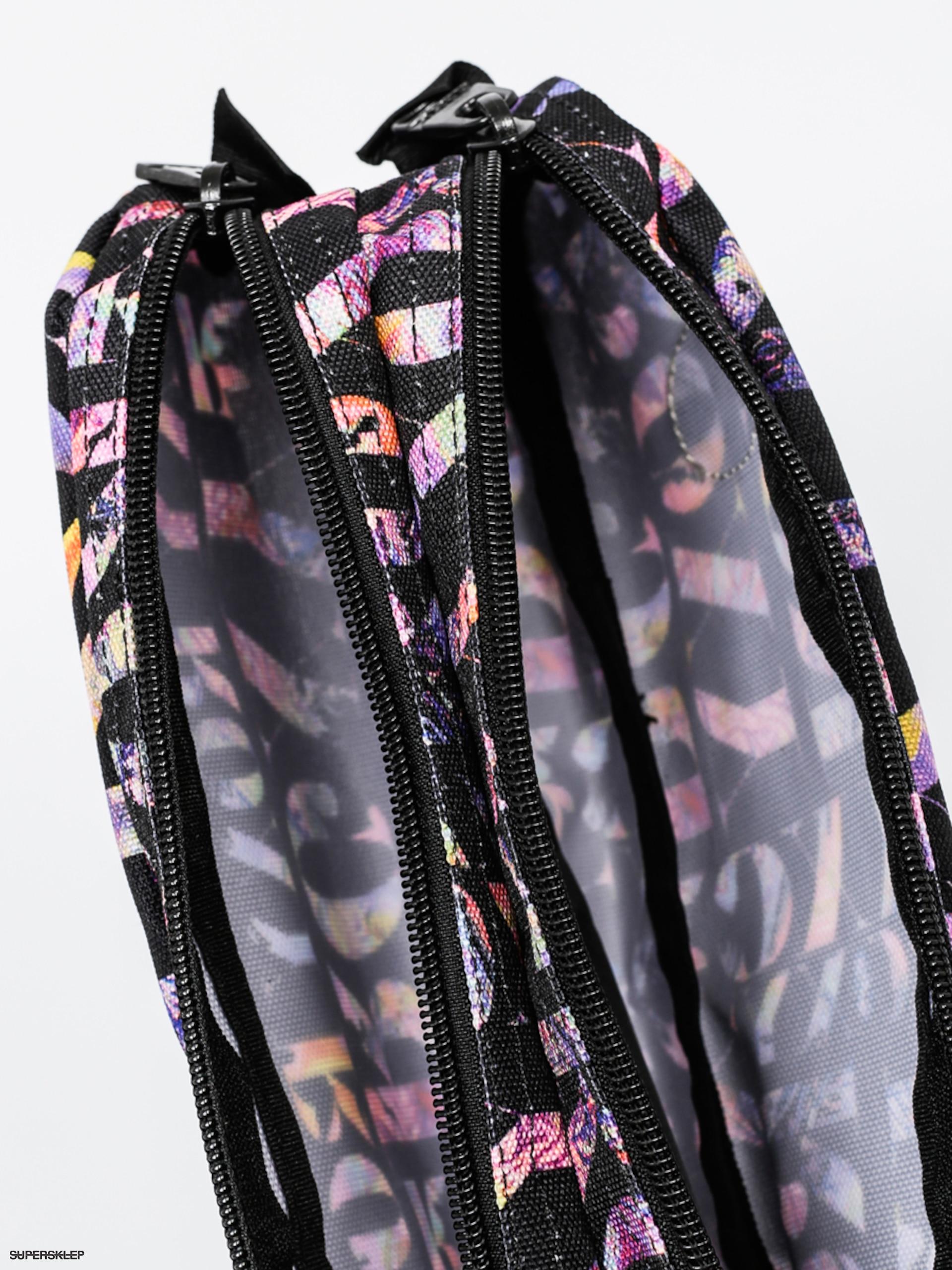 Penál Roxy Da Wmn (black purple) 15919af313