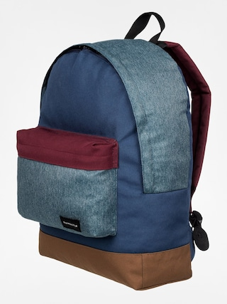 Batoh Quiksilver Everyday (navy/brown/brick)