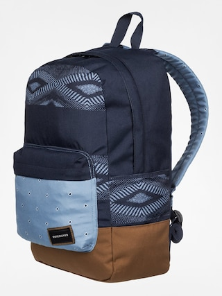 Batoh Quiksilver Night Track (navy/blue/brown)