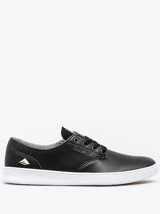 Boty Emerica The Romero Laced (black/white/white)