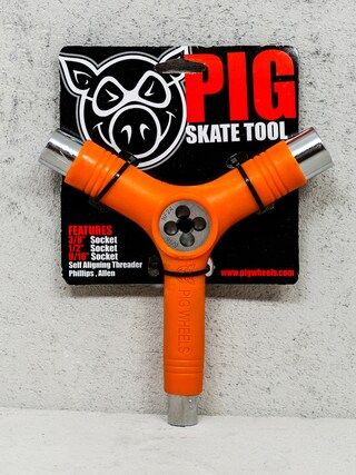 Klu00edu010d Pig Skate Tool (orange)
