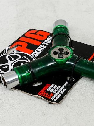 Klíč Pig Skate Tool (transparent green)
