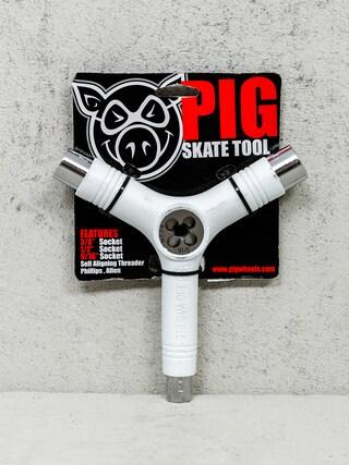 Klíč Pig Skate Tool (white)