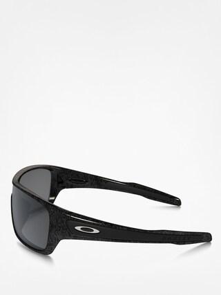 Sluneční brýle Oakley Turbine Rotor (black/silver ghost text/black iridium)