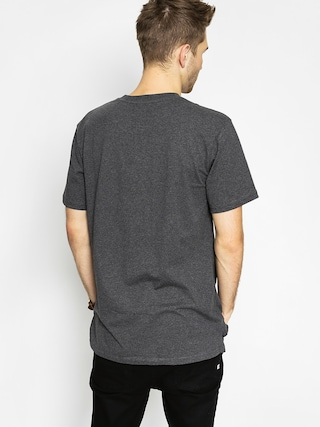 Tričko DC Lubbock (charcoal heather)