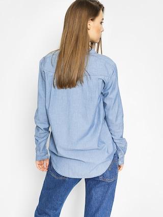 Košile Element Veneda Wmn (illusion blue)