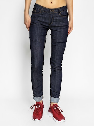 Kalhoty Element Sticker Wmn (raw denim jeans)