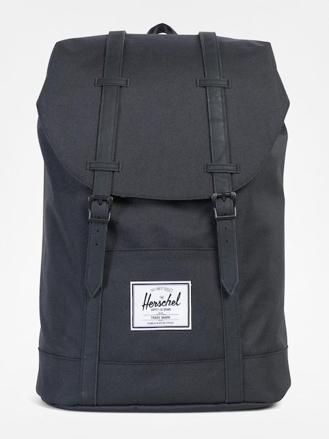 Batoh Herschel Supply Co. Retreat (black/black 22,5l)