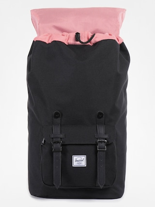 Batoh Herschel Supply Co. Little America (back/black)