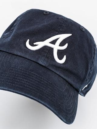 Kšiltovka  47 Brand Atlanta Braves ZD (washed black)