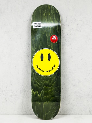 Deska Baker Andrew Reynolds Smiley (green)