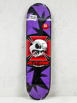 Deska Baker Riley Hawk Tribute Purple (purple)