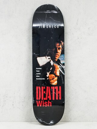 Deska Deathwish Jim Greco Vhs Wasteland (black)