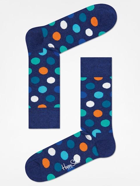 Ponožky Happy Socks Big Dot (wasehd navy/navy)