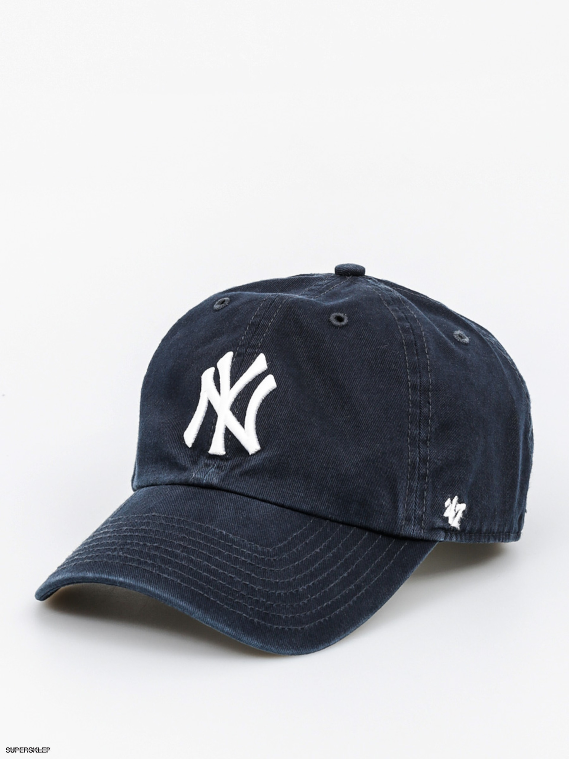 Kšiltovka  47 Brand New York Yankees ZD (washed navy)