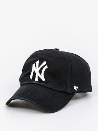 Kšiltovka  47 Brand New York Yankees ZD (washed black)