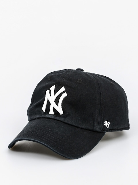 Kšiltovka  47 Brand New York Yankees ZD (washed black)