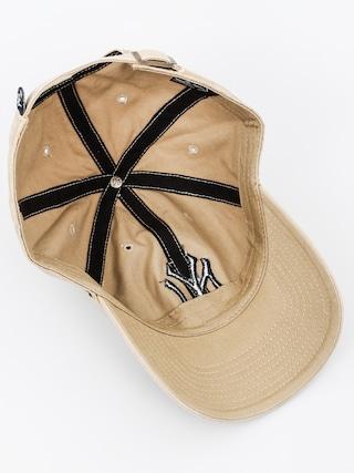 Kšiltovka  47 Brand New York Yankees ZD (washed khaki)