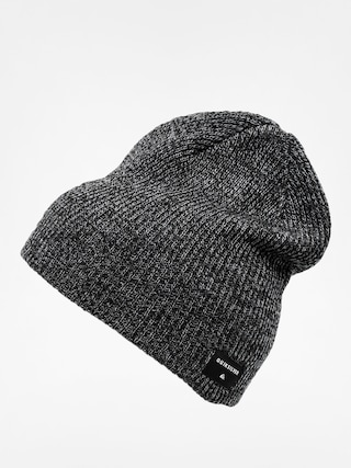 Čepice Quiksilver Cushy Beanie (charcoal heather)
