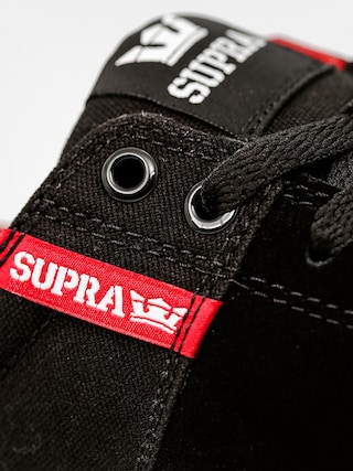 Boty Supra Stacks II (black/red black)
