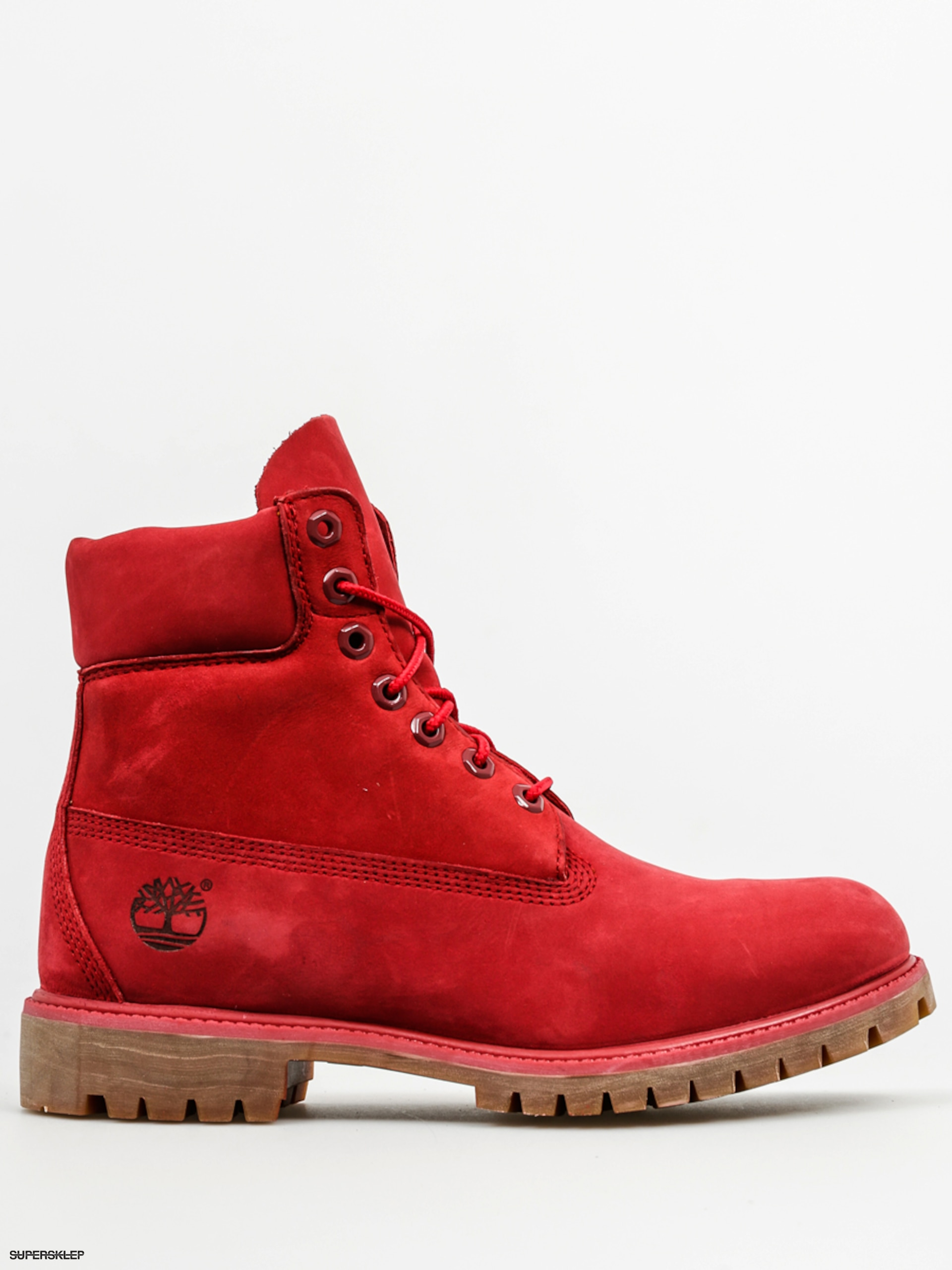 Boty Timberland 6 In Premium (red) 93dbe893f73