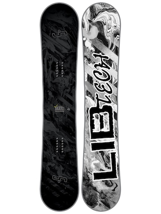 Snowboard Lib Tech SK8 Banana (black/white)