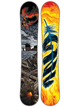 Snowboard Gnu Billy Goat C3