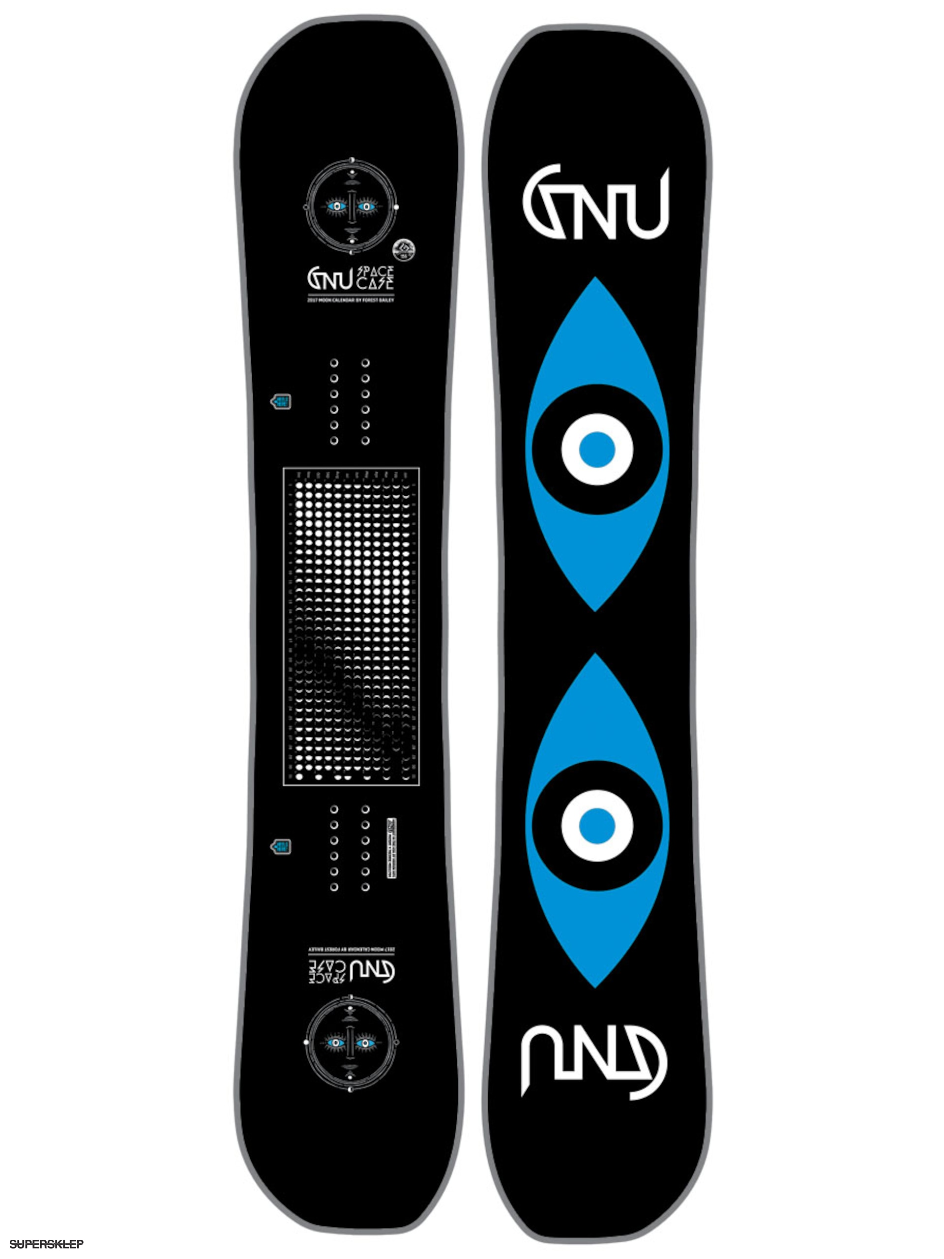 Snowboard Gnu FB Space Case AS