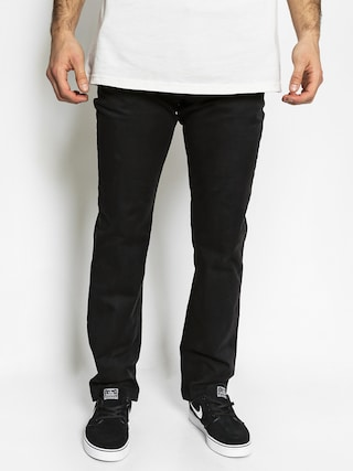 Kalhoty Volcom Frickin Slim Chino (blk)