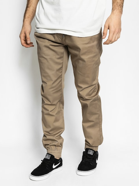 Kalhoty Volcom Frickin Slim Jogger (kha)