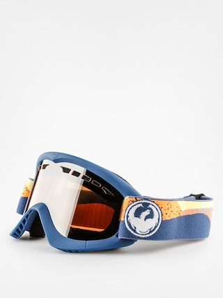 Brýle na snowboard Dragon DXS (kick orange ion)