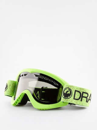 Brýle na snowboard Dragon DXS (green/smoke)