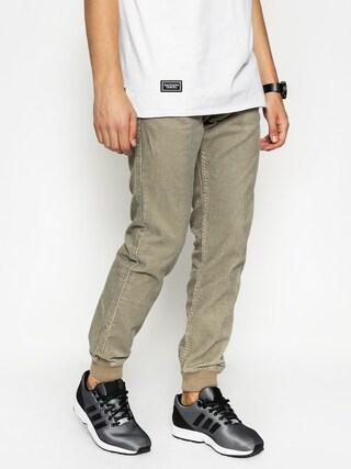 Kalhoty MassDnm Classics Corduroy Jogger (khaki)