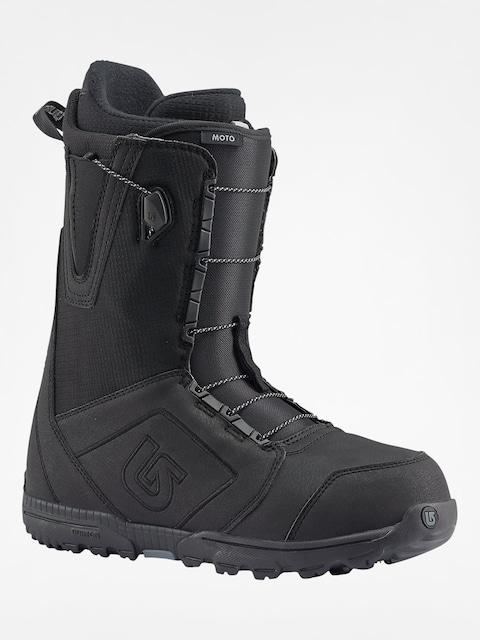 Boty na snowboard Burton Moto (black)