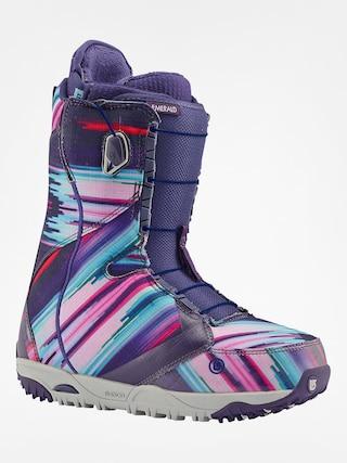 Boty na snowboard Burton Emerald Wmn (multi print)