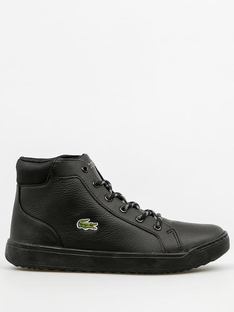 Lacoste Dětské boty Explorateur Mid 316 1 (black)