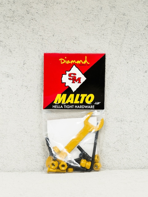 Šroubky Diamond Supply Co. Signature Pro Hardware Sean Malto (yellow)