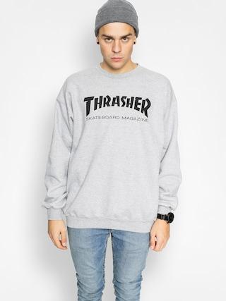 Thrasher Mikina Skate Mag (grey)