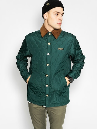 Turbokolor Bunda Nova (green quilted)
