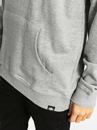 Mikina s kapucí Dickies Nevada HD (grey melange)