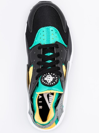 Boty Nike Air Huarache (black/white emerald resin)