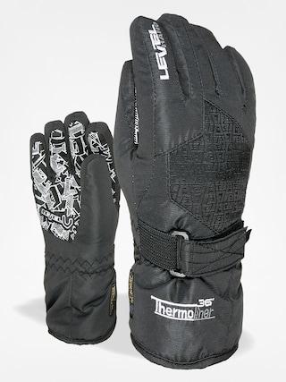Rukavice Level Junior (black)
