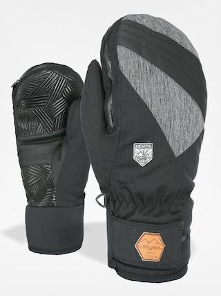 Rukavice Level Stealth Mitt (black/grey)