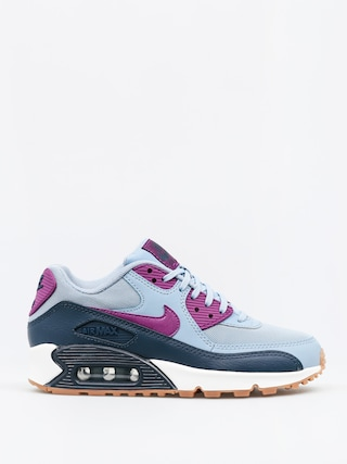 Boty Nike Air Max 90 Wmn (Essential blue grey/bright grape)