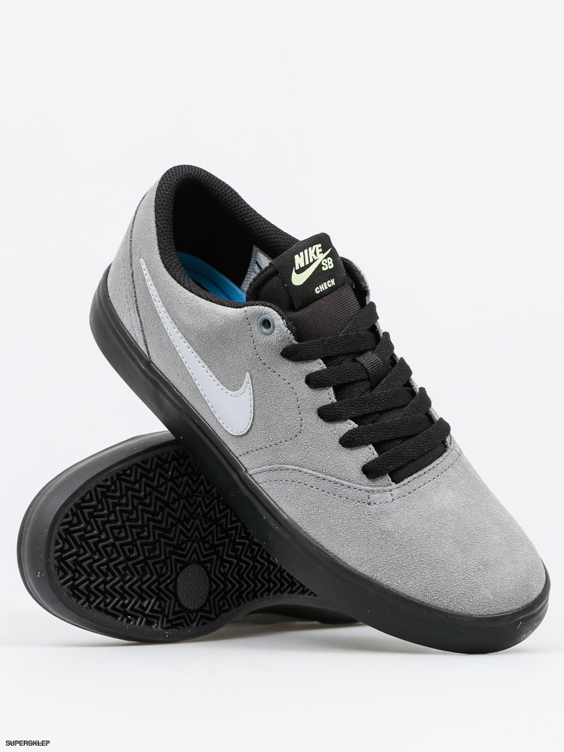 sale retailer 2e7c8 d0419 Boty Nike SB Check Solar (cool grey wolf grey black bare)