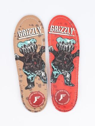 Footprint Vložky Grizzly x Kingfoam