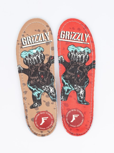 Footprint Vložky Grizzly x Kingfoam