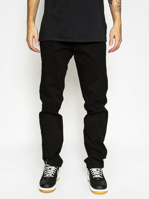 Kalhoty Malita Chino (black/camo)