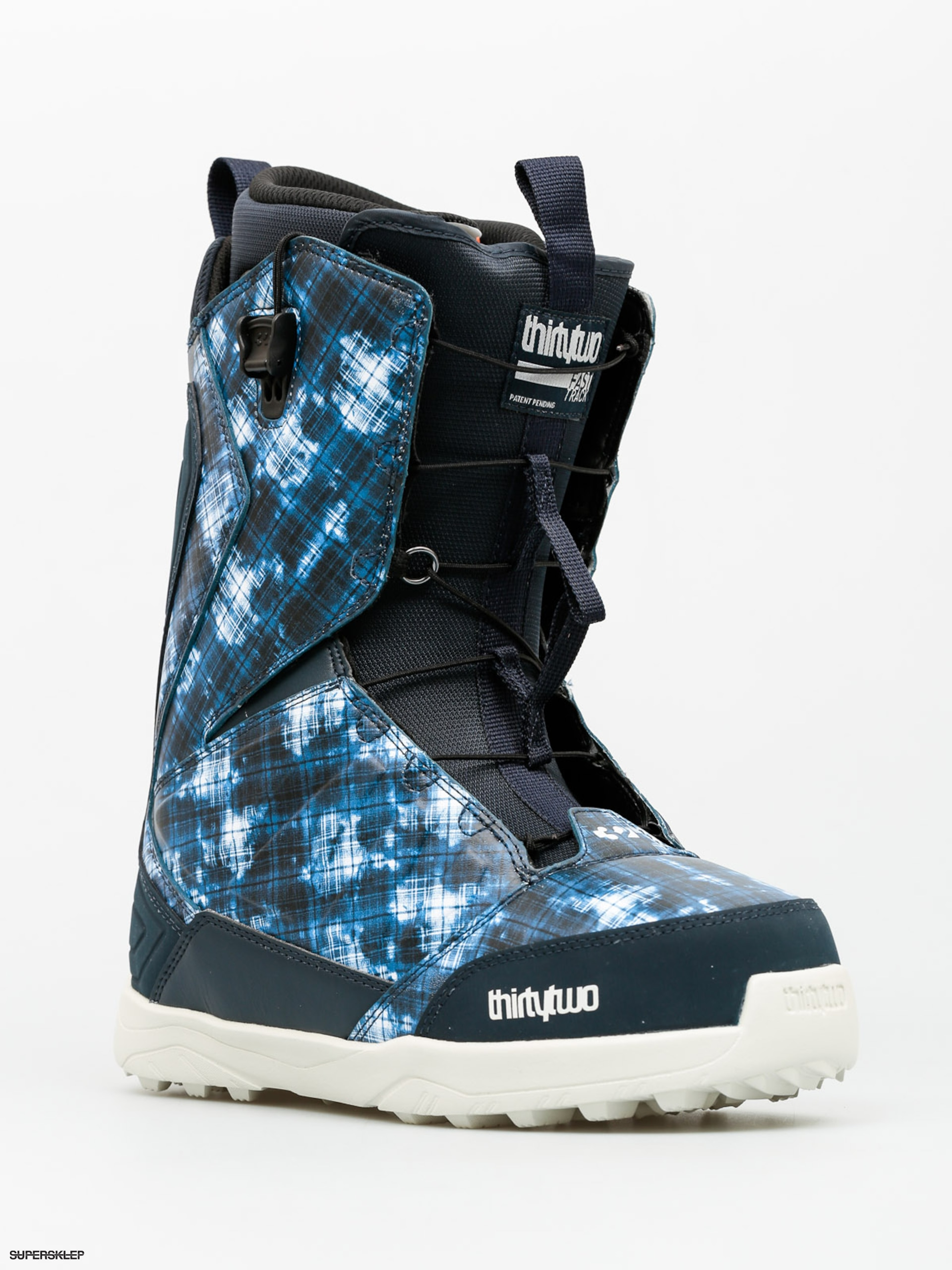 ThirtyTwo Boty na snowboard Lashed FT (blue)